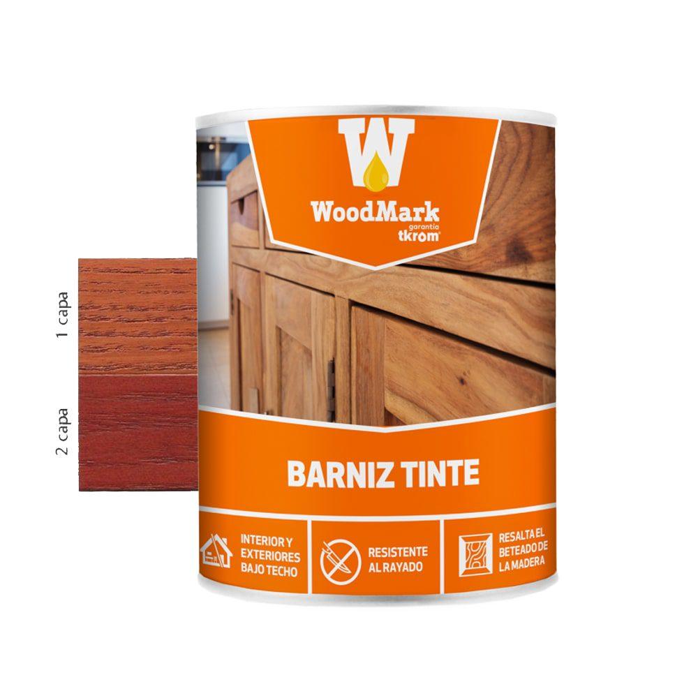 Barniz tinte satinado Woodmark color sapelly 1   Potspintura.com