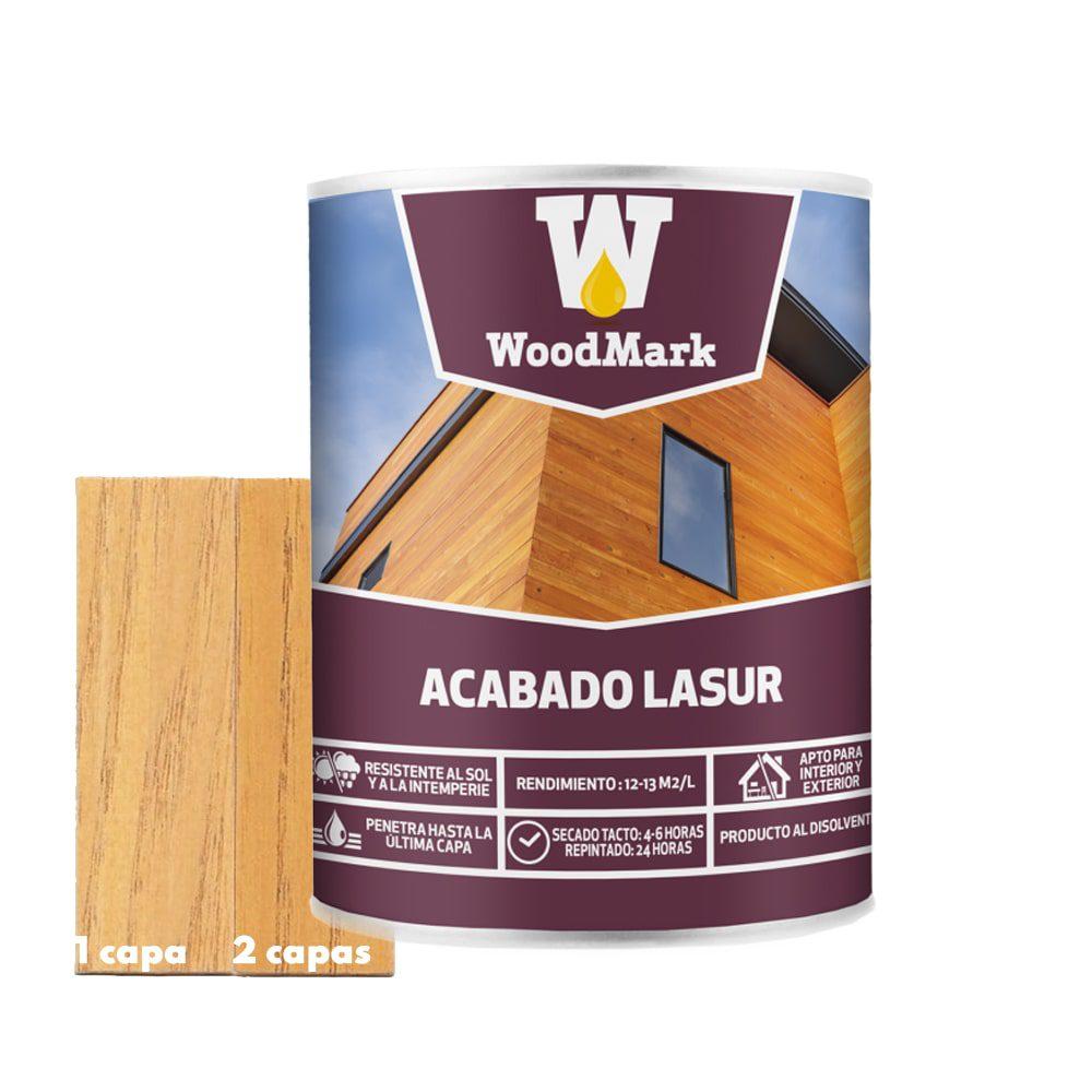 Lasur color roble Woodmark de acabado mate 1 | Potspintura.com