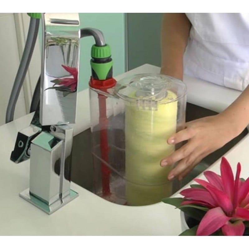 Limpiador de rodillos Cleanbox 2 | Potspintura.com