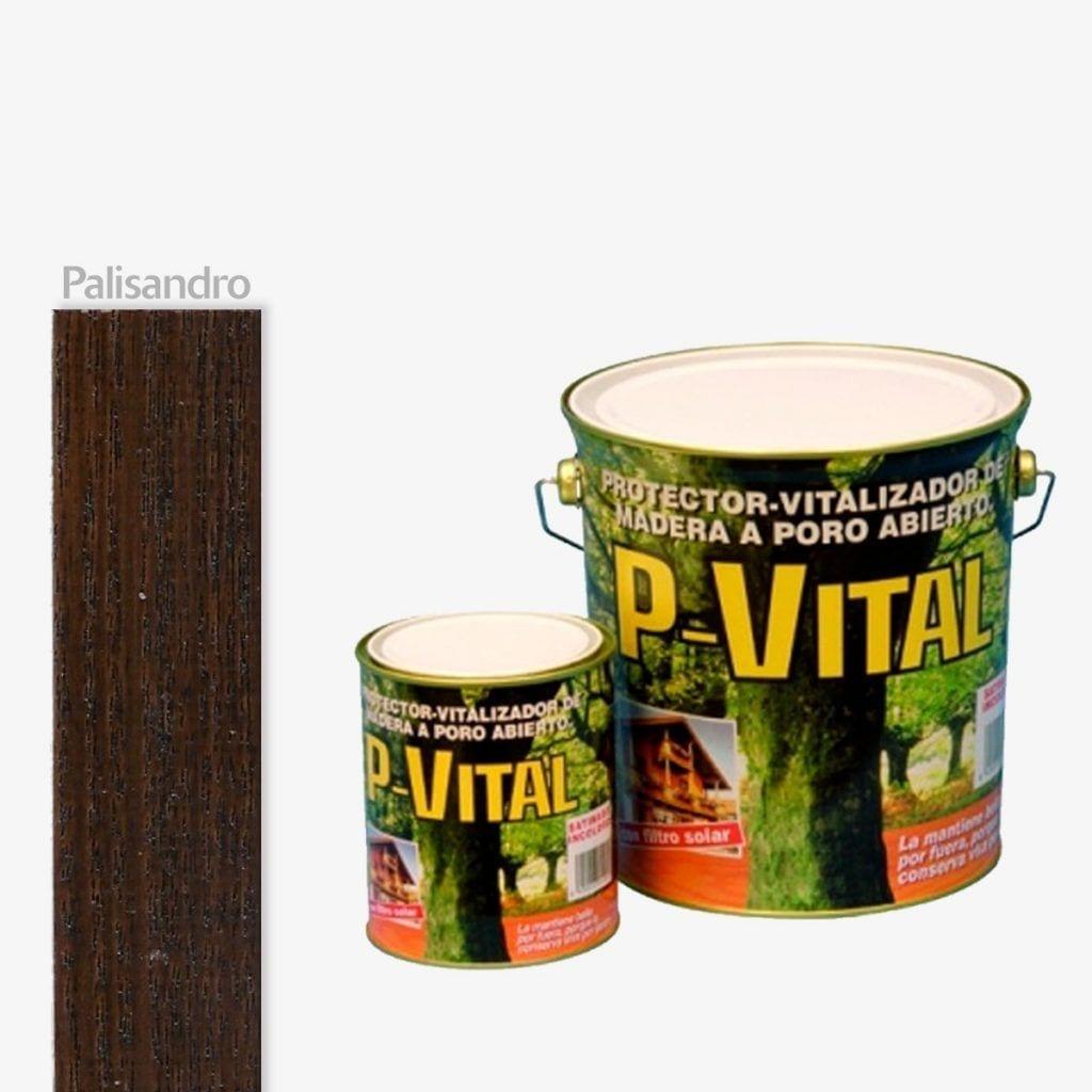 Protector para madera mate color palisandro P-Vital de Banaka 1 | Potspintura.com