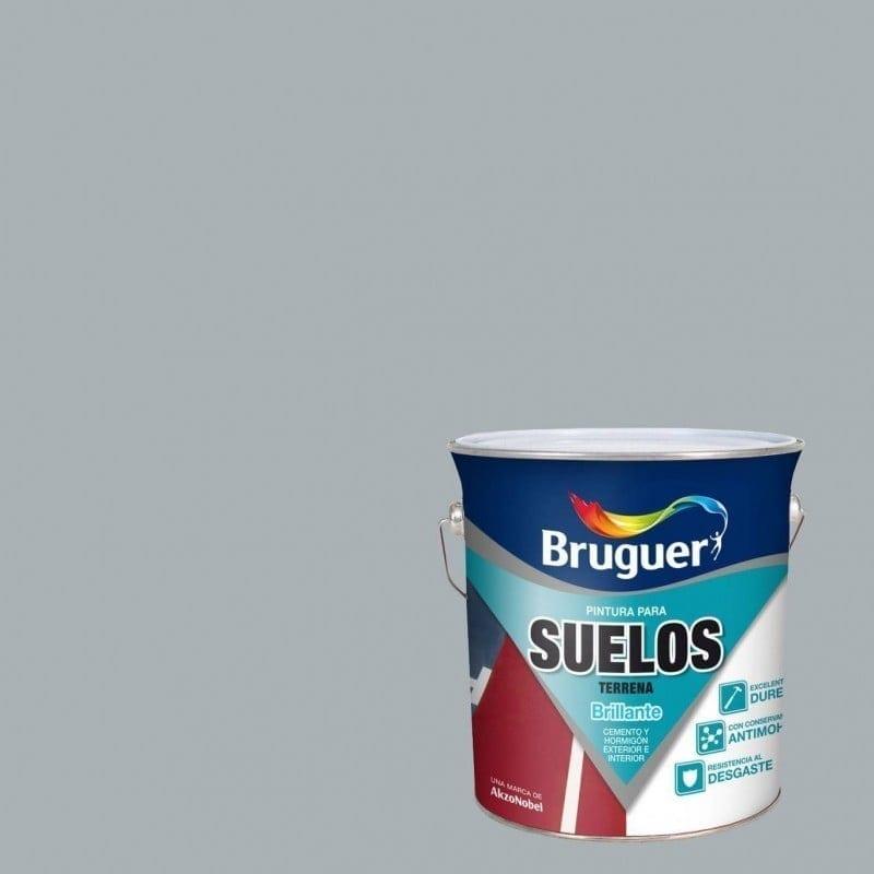 Terrena de Bruguer - Gris 1 | Potspintura.com