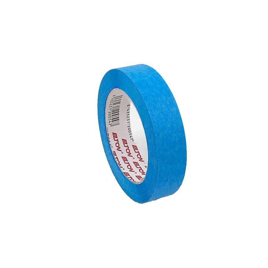 Cinta papel adhesiva azul Elton Krepp Exteriores 45 metros 1   Potspintura.com