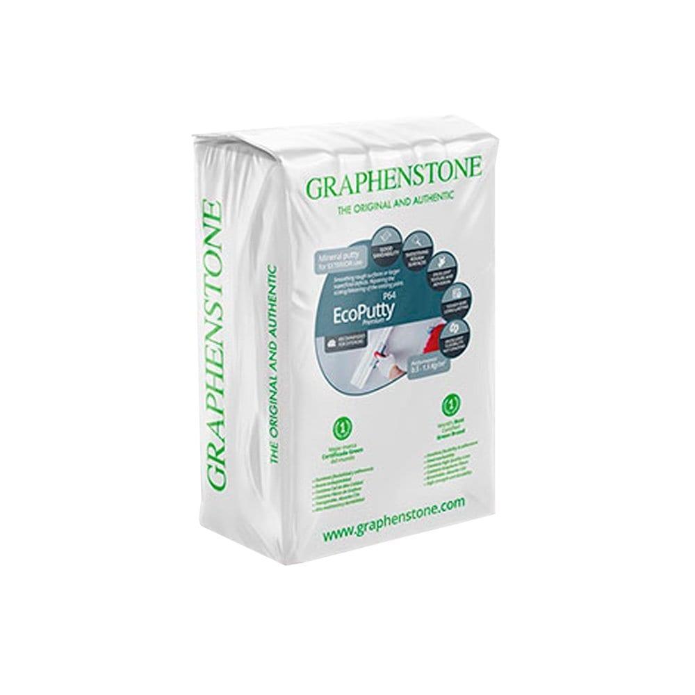 Masilla natural Ecoputty P64 Premium de Graphenstone 15Kg 1 | Potspintura.com