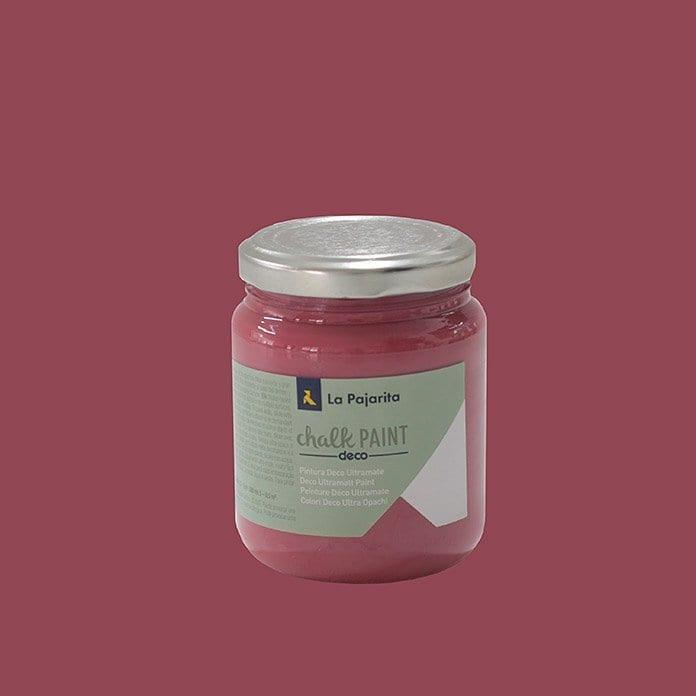 Pintura a la tiza ultramate de La Pajarita fresa boho 1   Potspintura.com