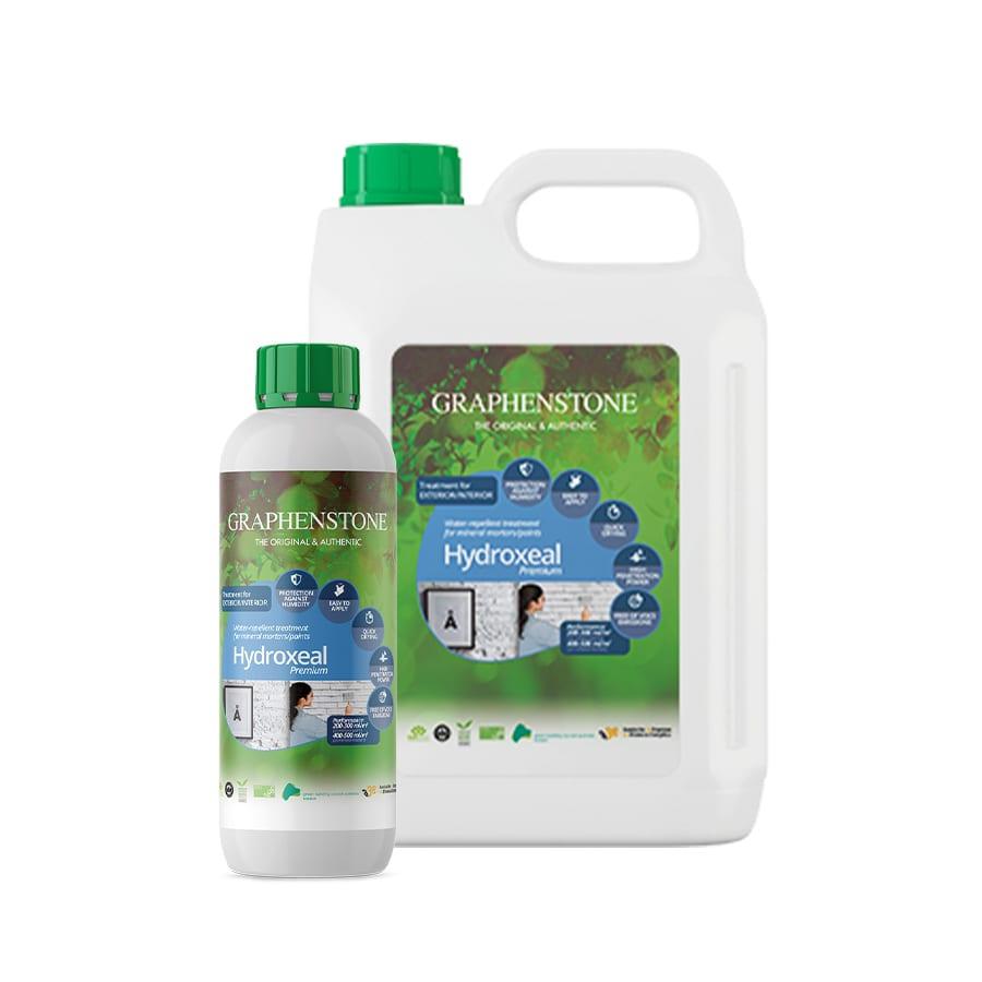 Tratamiento hidrofugante Hydroxeal Premium 1 | Potspintura.com