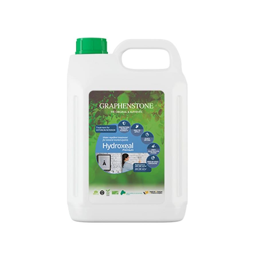 Tratamiento hidrofugante Hydroxeal Premium 4 | Potspintura.com