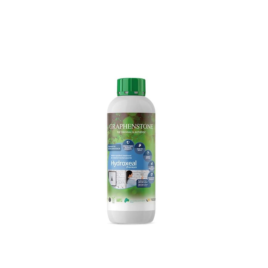 Tratamiento hidrofugante Hydroxeal Premium 3 | Potspintura.com