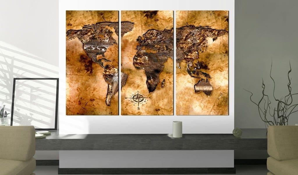 Tablero de corcho - Shade of Gold 2   Potspintura.com