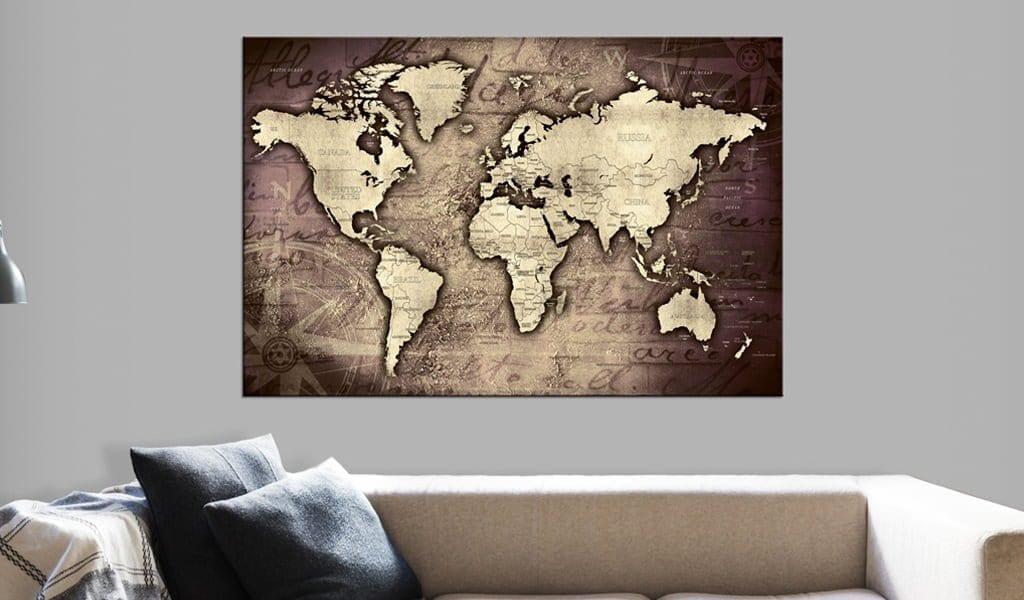 Tablero de corcho - Precious World 2   Potspintura.com