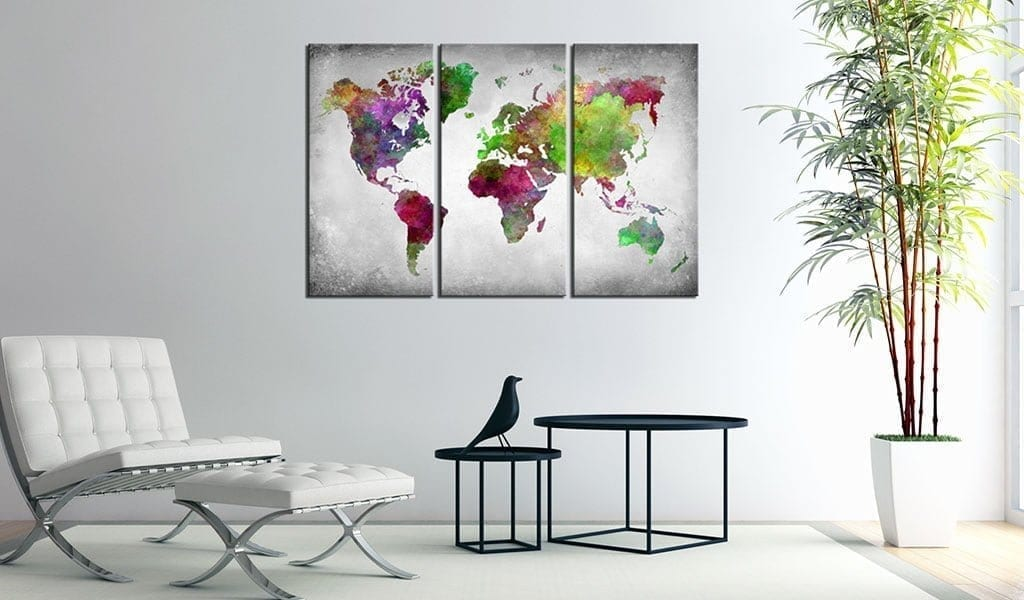 Tablero de corcho - Diversity of World 2 | Potspintura.com