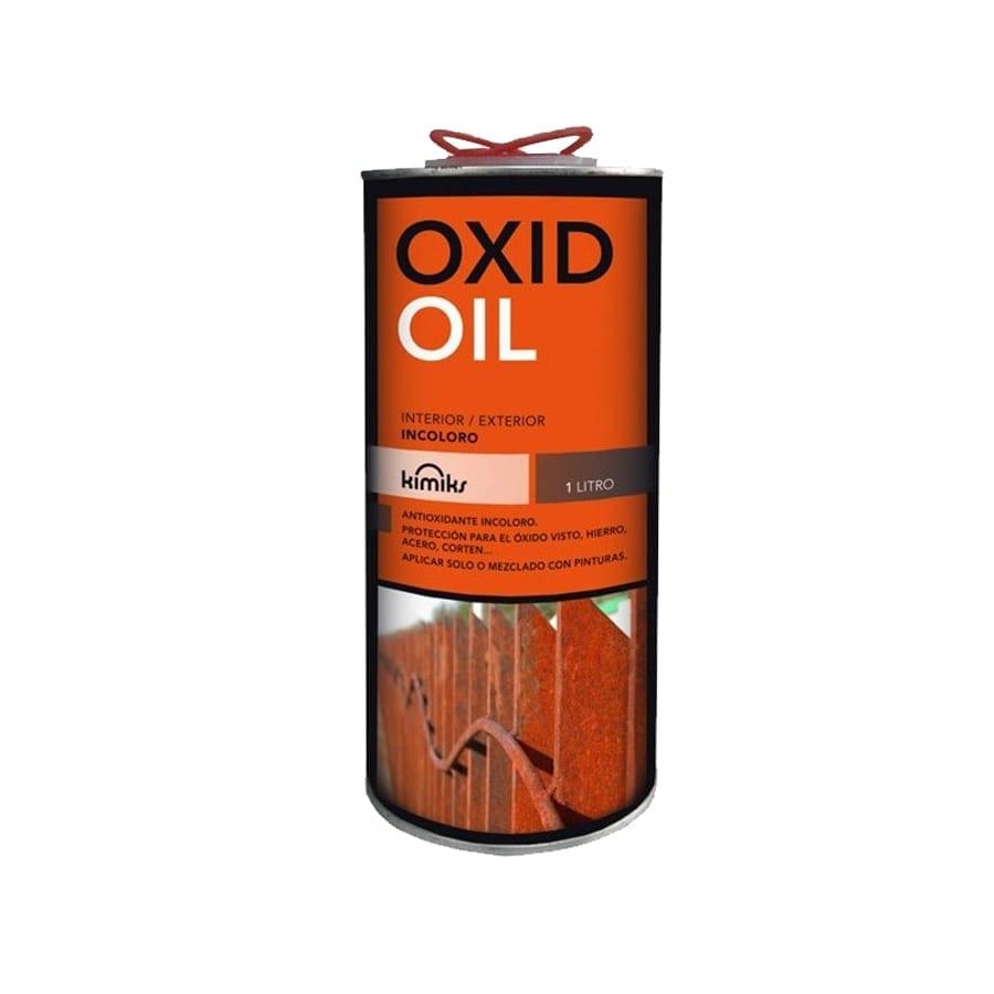 Aditivo antióxido Kimiks Oxid Oil 502 incoloro 1 litro 1 | Potspintura.com