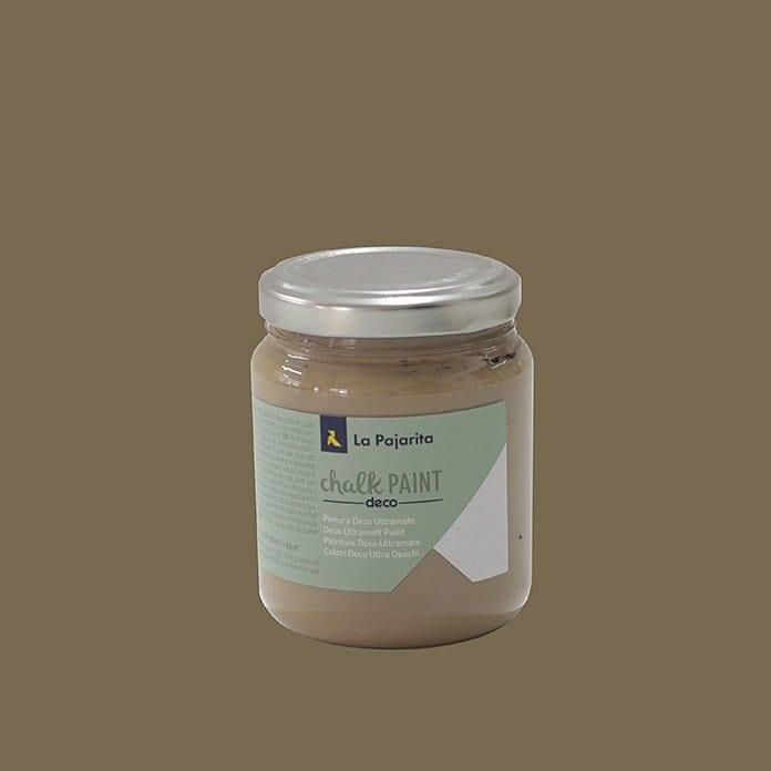 Pintura a la tiza ultramate de La Pajarita marrón eiffel 1 | Potspintura.com