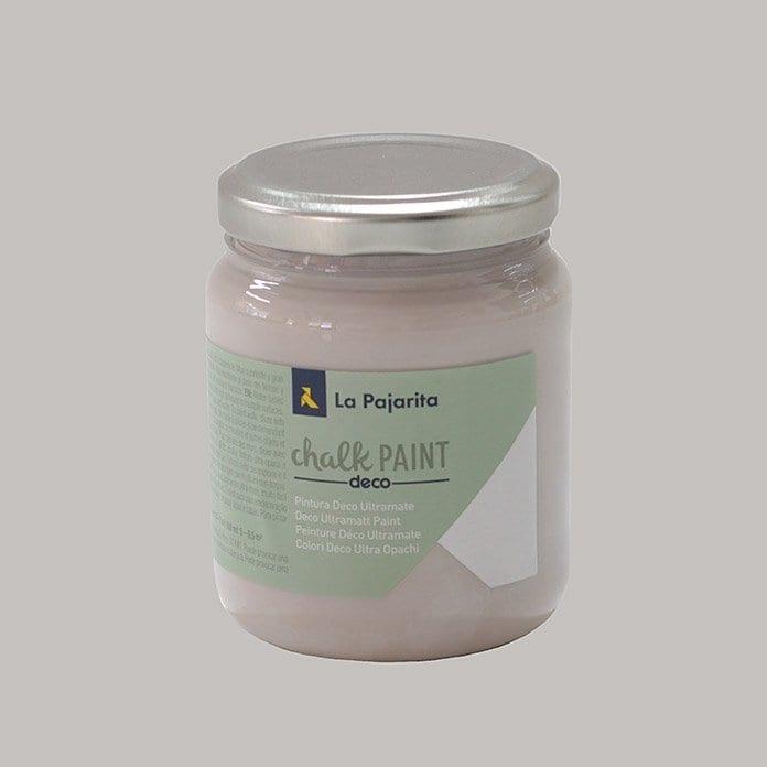 Pintura a la tiza ultramate de La Pajarita smooth grey 1   Potspintura.com