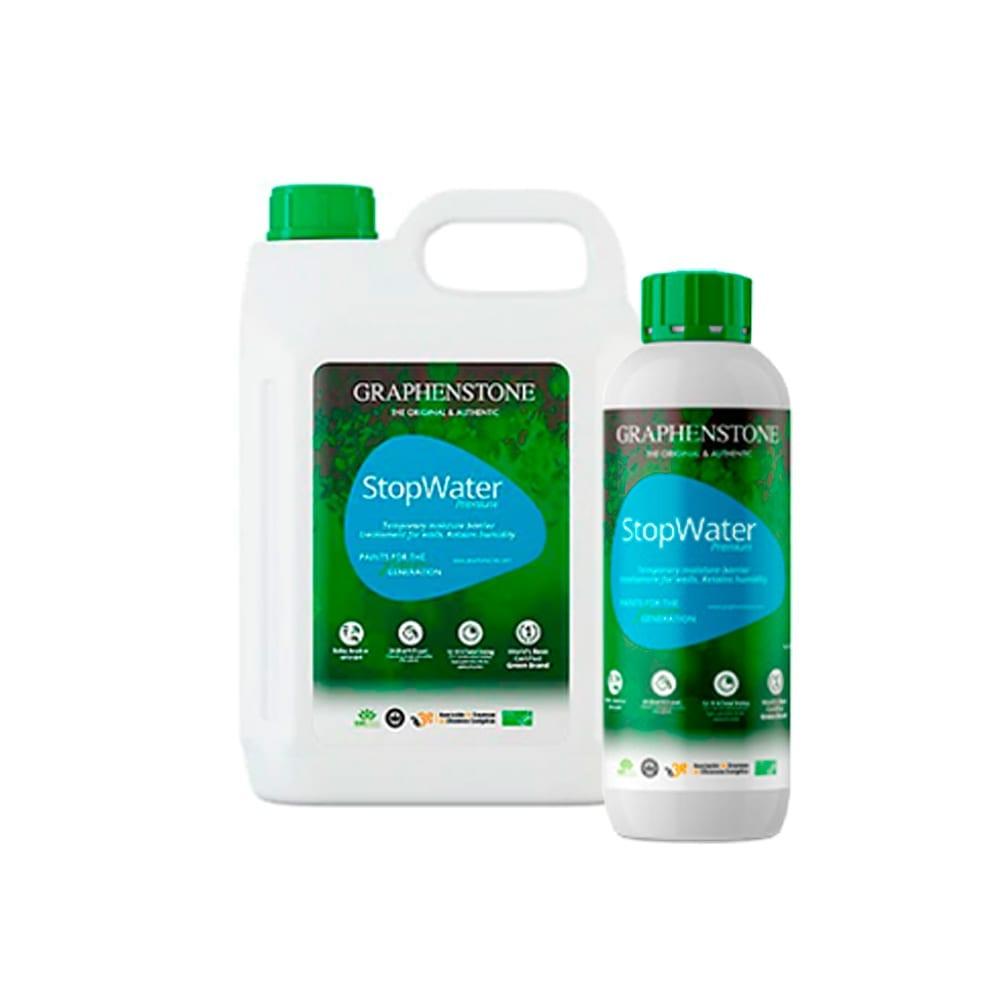 Tratamiento para humedades Stopwater Premium de Graphenstone 1 | Potspintura.com