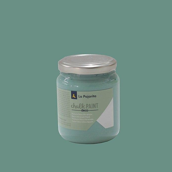Pintura a la tiza ultramate de La Pajarita verde hielo 1 | Potspintura.com