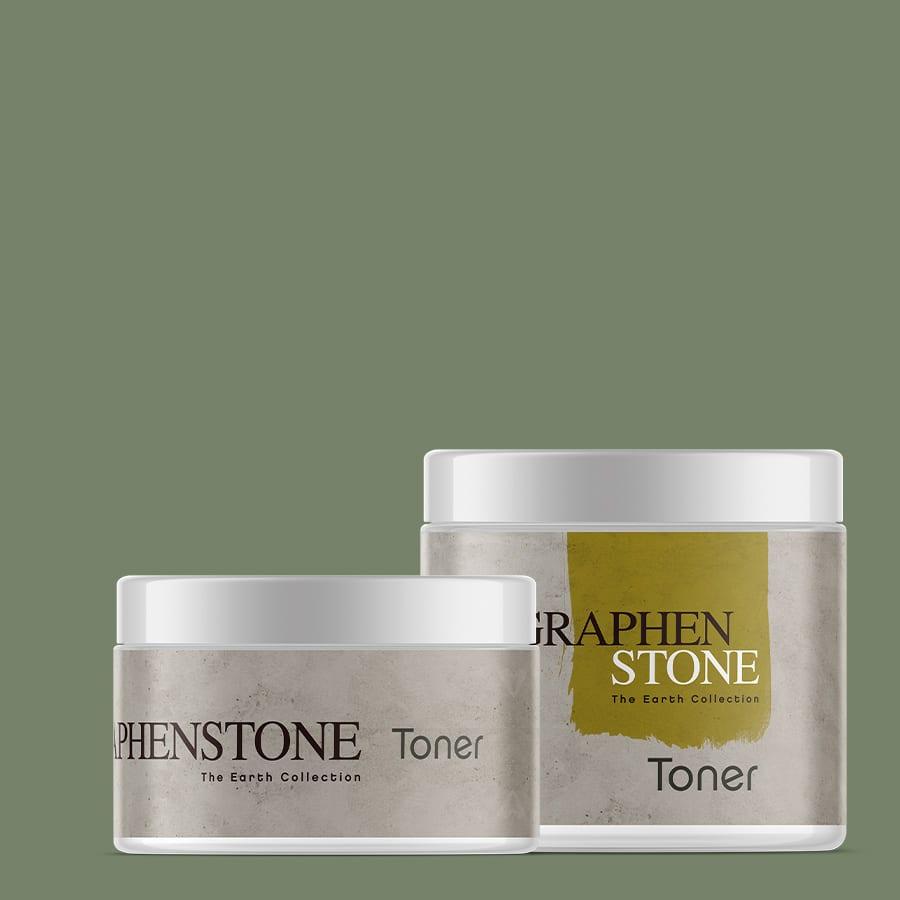 Toner color verde orgánico de Graphenstone 1 | Potspintura.com